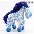 De alta qualidade em forma de cavalo de brinquedo de pelúcia grande cavalo de brinquedo