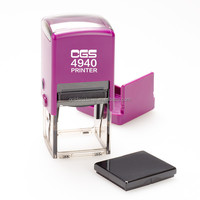 self inking stamp for Rubber stamp CGS 4940 trodat stamp