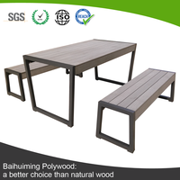 SGS Certified and Weather-resistant PS Polywood Furniture