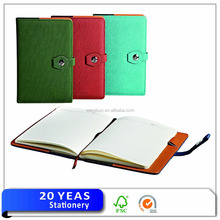 Factory supply all kinds of custom notebook and diary