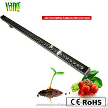 36W outdoor led grow light strip IP65 waterproof supplemental light