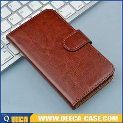 Folio PU leather flip cover case for lenovo s650