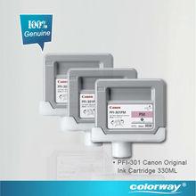 100% Original Canon Ink Cartridge PFI-304 330ml for Canon iPF 8310