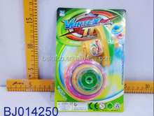 Top 10 toys 5 layers colorful plastic spinning top toy