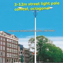 Postes de iluminação de rua 10m