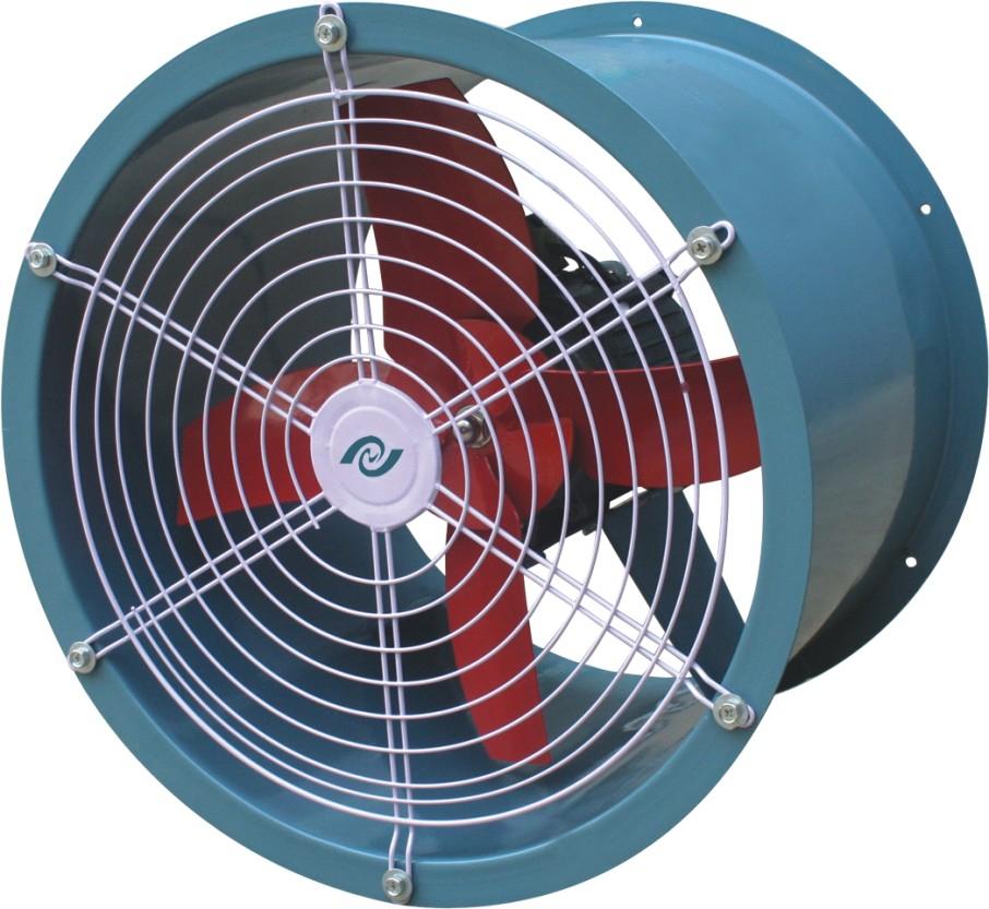 Axial Flow Fan : Fbt type corrosion proof explosion axial flow fan