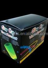 35ml shot glow cup