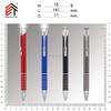 Quality wholesale light metal ball pen