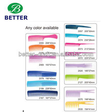 Hot and ECO Anti-static afro combs