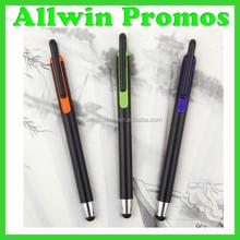 Logo Printed Stylus Ballpoint Pen