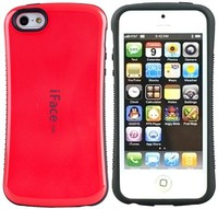 Iface Anti-shock Bumper Cover for Iphone 5G 5S, First Class Mobile Covers for Phone 5