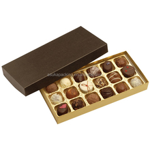 alibaba premium packaging chocolate boxes,food packaging boxes