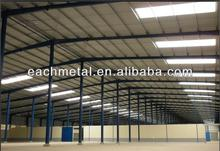 low cost steel structure warehouse drawing