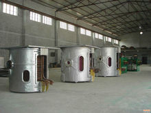 1250KW/2000KG Aluminum/iron/steel Induction Melting Furnace HIGH QUALITY, LOW POWER CONSUMPTION