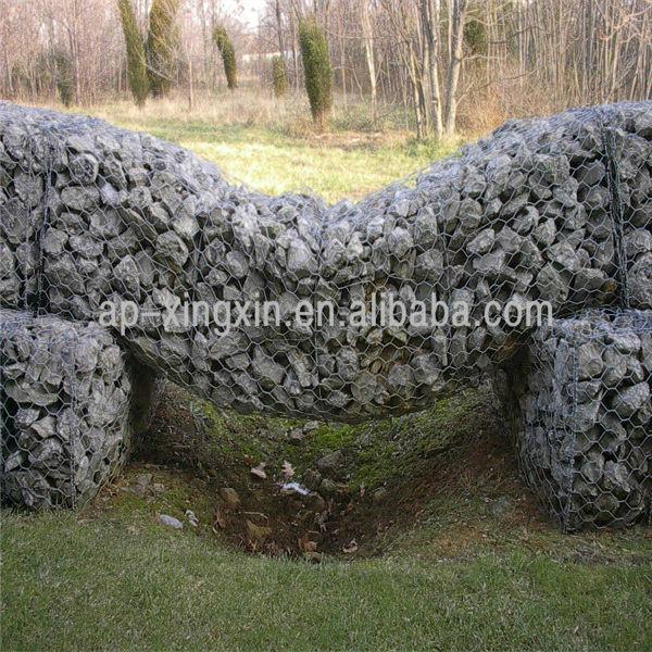 pierre cage de treillis m tallique cage de pierre pour mur On cage en fer pour mur en pierre