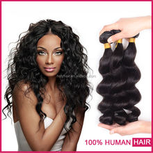 Alibaba new arrival affordable price mongolian virgin loose curl hair weave