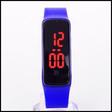 Ad8089 diseño relojes para mujer silicona LED <span class=keywords><strong>reloj</strong></span> mujeres
