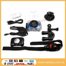 Full HD Original Outdoor Waterproof MINI Camcorders Action Sport Camera