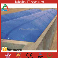 Reliable Manufacturing Quality high-intensitive high-strength stable performance disposal of animal wastes biogas plant