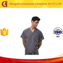 V-Neck Tunic Scrub, Hospital/Medical/Scrub Uniforms
