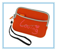 factory price neoprene camera case with carrying strap