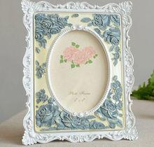zzakka смолы ремесленных европейских и американских пастырской смола рамка фото свадьбы бытовой украшением d0705