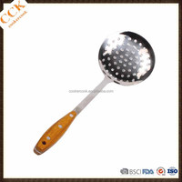 Gadgets Hot Selling 2015 Kitchen Ware Stainless Steel Skimmer