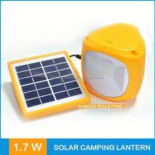 Factory Price solar light 16 led hurricane