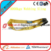 Competitive Price Polyester Webbing Slings from China