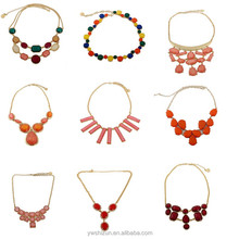mother day gifts jewelry gold wholesale fashion jewelry accessories for women gold necklace fashion statement necklace 2015