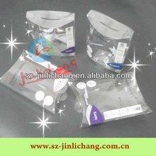 venta al por mayor baratos claro pequeñas cajas de plástico
