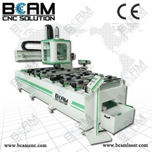 PTP table structure cnc router with carousel auto tool changer BCMS1330