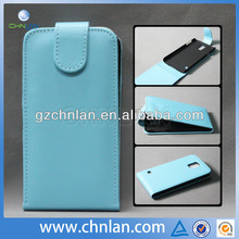 100% perfect fit pu pouch for samsung galaxy s5 mobile leather pouches