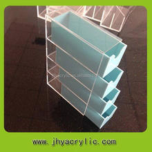 Bottom price crazy Selling acrylic storage box/makeup organizer acrylic