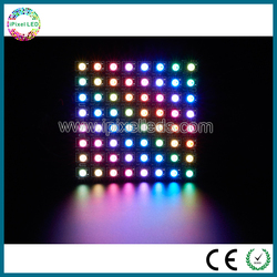 8x8 rgb led matrix ws2812b
