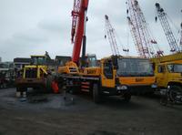 25T used hydraulic telescopic boom, SANY STC250H mobile/truck crane