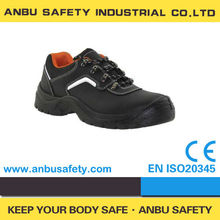 steel toe 200J middle cut rush resistant eyelets safety shoes CE