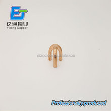 photos China Air Conditioner equal tee copper pipe tee fittings