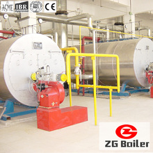 WNS series thermax oil fired boiler