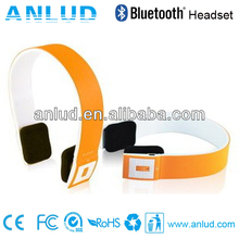 2014 brazil world cup promotional ALD02 factory price bluetooth headphone