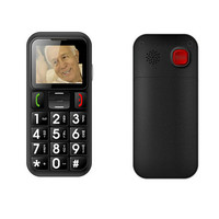 talking voice keypad / buttons senior mobile phone
