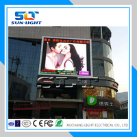 P10 Full Color Outdoor led Screen/advertising Display panel