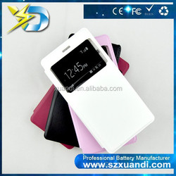 Genuine quality Flip fancy accessorles mobile use protector cover for Xuanmi 4
