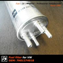 Auto Car diesel engine Fuel Filter price for VW Volkswagen OEM 7H0127401 7H0127401A 7H0127401B