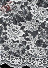 Super Thin Transparent Delicate White Scalloped Edged Buy Lace Fabric Online