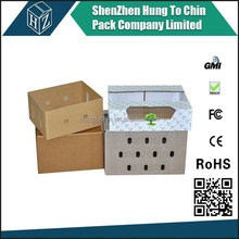 2015 Eco-friendly cheap box cardboard package factory