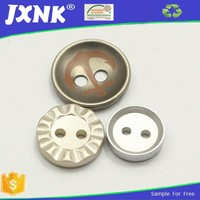 hot design best selling alloy metal buttons use on baby clothing