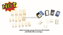 High Quality Replacements Sponge for HP 21,22, 27, 28, 56 ,57,816, 817 etc Cartridges
