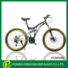 Comfort design 26inch mountain bicycle