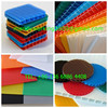 Environment friendly PP material PP correx plastic sheet